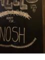 Nosh an international affair